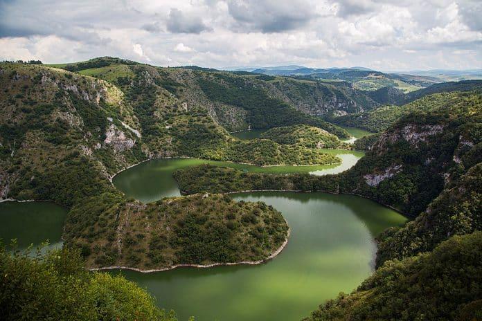 Jezera i reke na zlatiboru