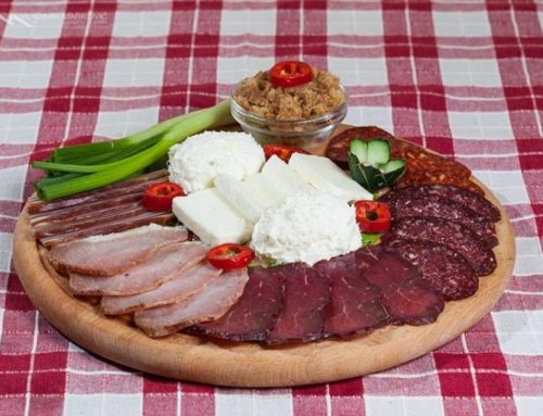 ZLATIBOR SPECIALTIES – BITES TO REMEMBER