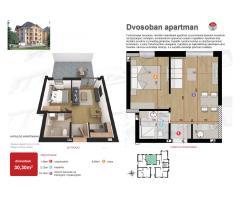 Apartman 30,30m2 - blizu centra
