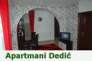 Apartmani Dedić