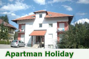 Apartman Holiday