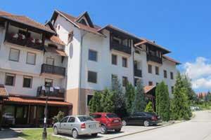 Apartman Božur