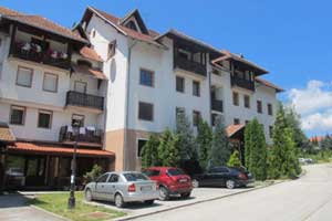 Apartmani u Djurkovcu