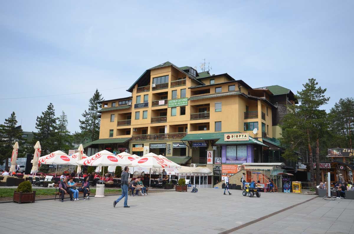 Vila Jezero Zlatibor