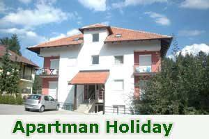 Apartman Holiday