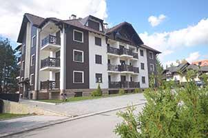 Apartman Zarija