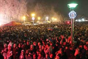 Novogodišnji koncerti na Zlatiboru