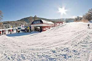 Ski centar - Tornik