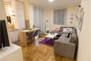 Apartman Una Lux&Spa