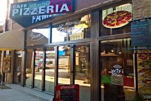 Caffe pizzeria Fama