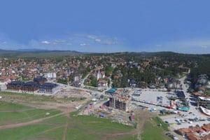 Virtuelna prezentacija Zlatibora iz vazduha
