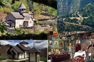 Manastiri Dubrava i Uvac..