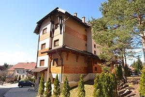 Apartmani Dunav
