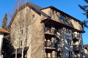 Apartman Aria